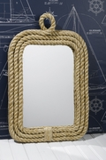 Nautical Rope Mirror
