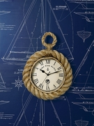 Nautical Rope Clock
