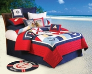 Nautical Quilt Anchors Away
