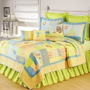 Beach Quilt Sandy Shores