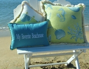 Seabreeze Coastal Pillows