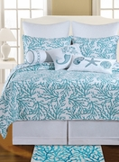 Coastal Reef Blue Bedding- New!