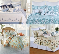 Coastal Seashell Quilts