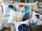 Newport Coastal Pillows