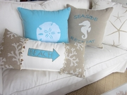 Seaside Retreat Pillow