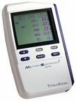Trio*Stim 215 TENS, Muscle Stimulator, and Microcurrent by Mettler Electronics