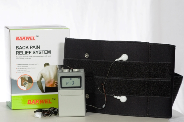 "(Limited Time ONLY)  ""Bakwel"" Complete Lower Back Pain Relief System (TENS Unit Included)"