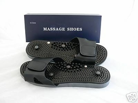 "Massage Shoes for ""LG-XPIII"" Massager"