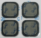 Electrode Pads for Conductive Garments