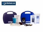 LGMedSupply Deluxe TENS Unit and Ultrasound Complete Kit