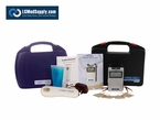 LGMedSupply Digital TENS Unit and Ultrasound Complete Kit