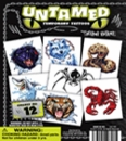 "Untamed Tattoos 1"" Toy Capsules 250pcs"