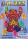 "Alpha Bears 1"" Toy Capsules 250pcs"