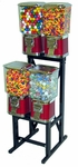 4-Unit LYPC Pro Line Vending Machine Rack Combo