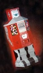 Zord Robovend Toy Vending Machine