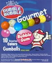 Gourmet Assorted 10 Flavors Gumballs 850 Count