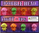 "Bobble Head Light Ups 2"" Toy Capsules 250pcs"