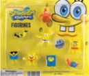 "Spongr Bob Figurines 2"" Toy Capsules 250pcs"