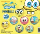 "Sponge Bob Foam 2"" Balls (Self Vend) 200pcs"