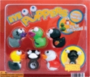 "Duck Eye Poppers 2"" Toy Capsules 250pcs"