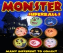 "Monster SuperBalls2"" Toy Capsules 250pcs"
