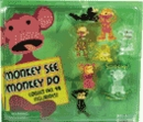 "Monkey See 2"" Toy Capsules 250pcs"