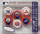 "MLB Self Vend Baseballs 2"" Toy Capsules 216pcs"