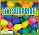 Egg Surprise Toy Capsules 300pcs