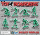 "Toy Skate Boarders 2"" Toy Capsules 250pcs"