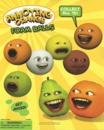 "2"" Annoying Orange Sponge Balls Tomy Capsules 200 pcs"