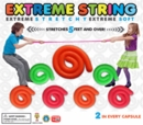 "2"" Extreme Stretchy String 2"" Toy Capsules 250pcs"