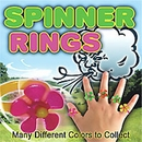 "Spinner Rings 1"" Toy Capsules 250 pcs"