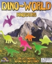 "Dino World Dinosaurs 1"" Toy Capsules 250pcs"