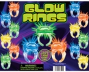 "Glo Rings 2"" Toy Capsules 250pcs"