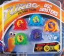 "Turbo Disc Shooters 2"" Toy Capsules 250pcs"