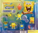 "Sponge Bob Figurines  or Tattoos 2"" Toy Capsules 250pcs"