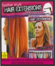 "Fashion Hair Extensions 2"" Toy Capsules 250pcs"