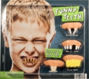 "Bling Teeth & Funny Teeth  2"" Toy Capsules 250pcs"