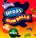 Nerds Gumballs 850ct