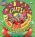 Cry Baby Guts Filled Gumballs 850ct
