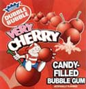 Very Cherry Candy Filled Gumballs 850ct