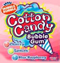 Cotton Candy Gumballs 850ct