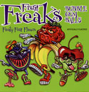Fruit Freaks Gumballs 850ct