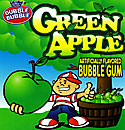 Green Apple Gumballs 850ct