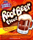 Dubble Bubble Root Beer Float Gumballs 850ct