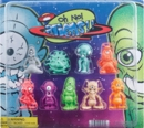 "Oh No! Aliens 2"" Toy Capsules 250pcs"