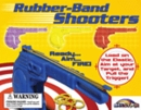 "Rubber Band Shooters 2"" Toy Capsules 250pcs"