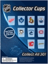 "NHL Hockey Logo Cups 2"" Toy Capsules 250pcs"
