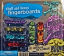 "Skull & Bones Finger Boards 2"" Toy Capsules 250pcs"