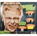 "Funny Teeth 2"" Toy Capsules 250pcs"